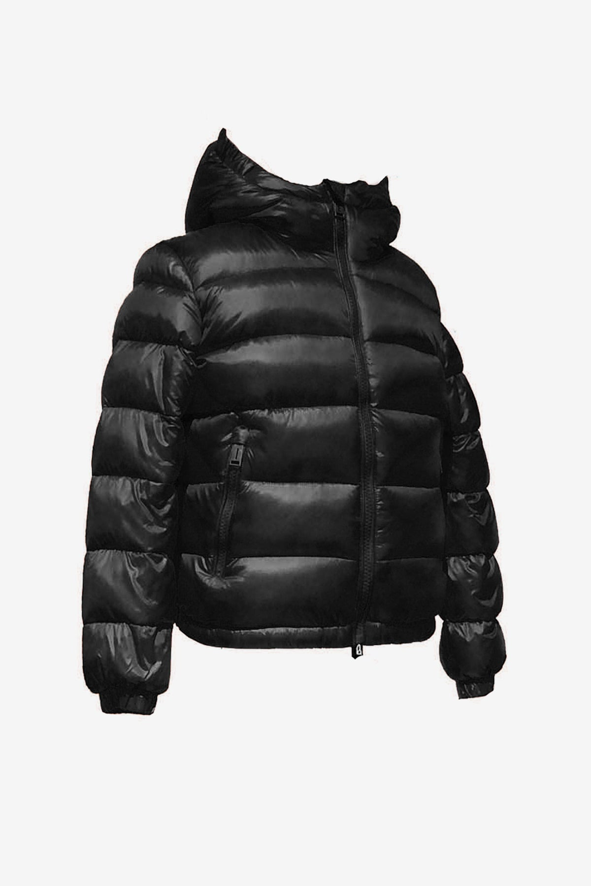 ADD Down Boys Down Jacket - Black (Size 7/8 left)