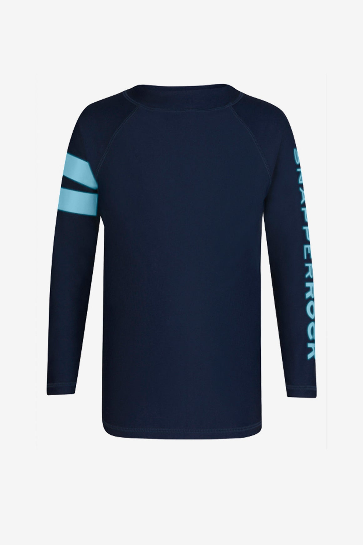 Navy Long-Sleeve Rash Guard
