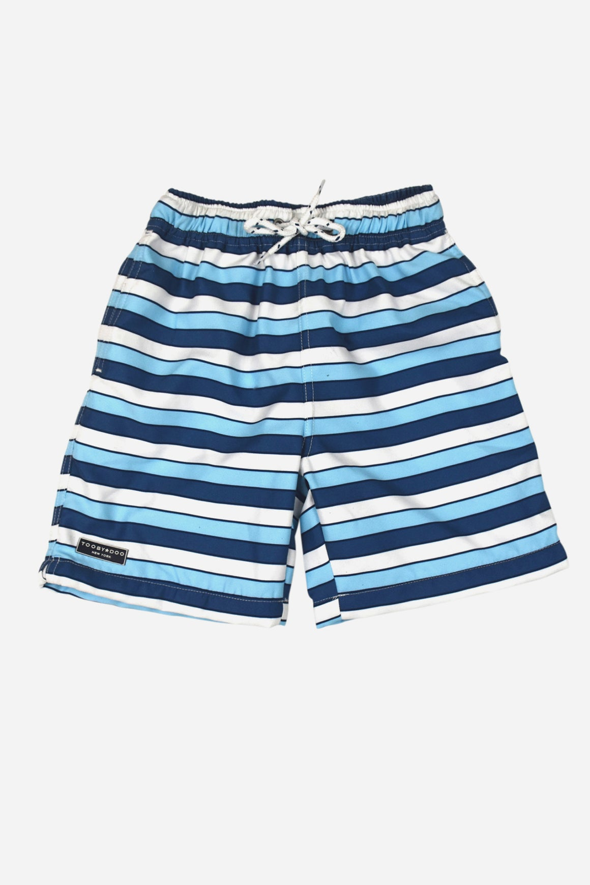 Toobydoo Blue Wave Swim Shorts