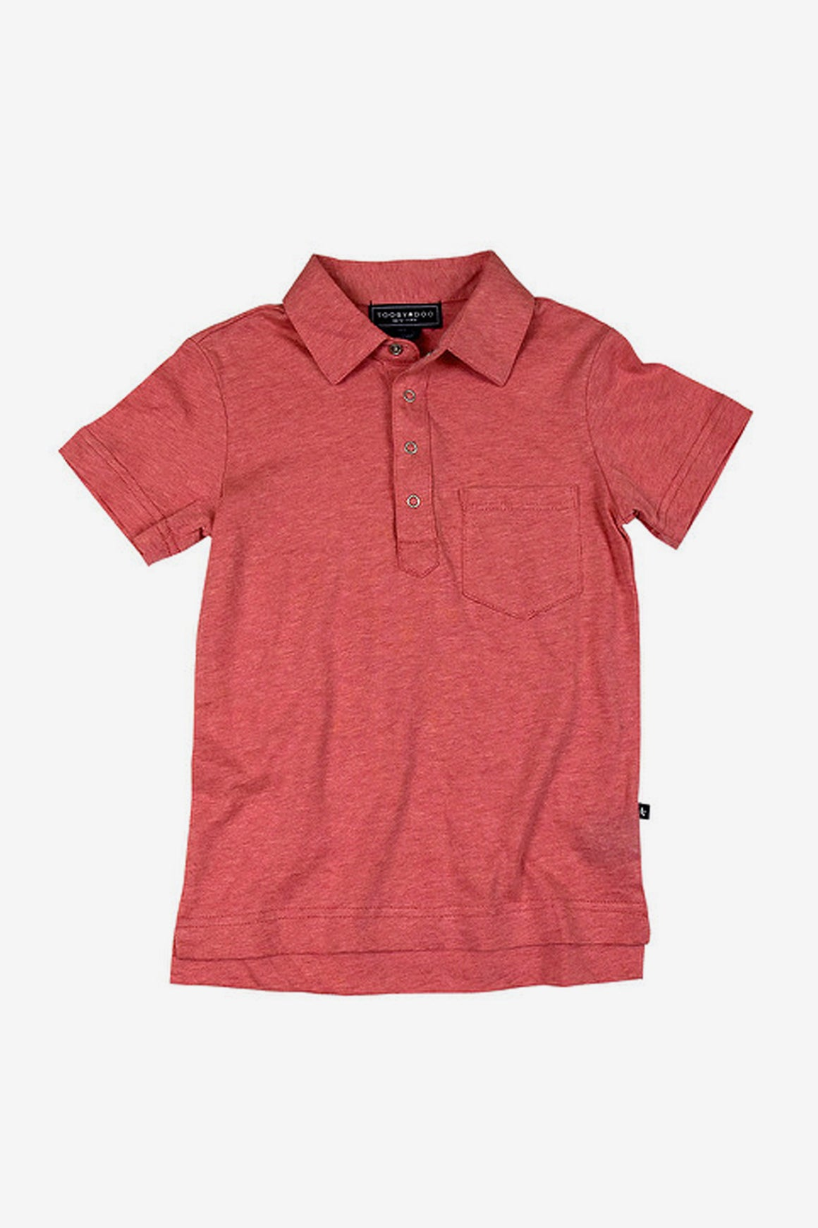 Toobydoo Studio Polo - Red