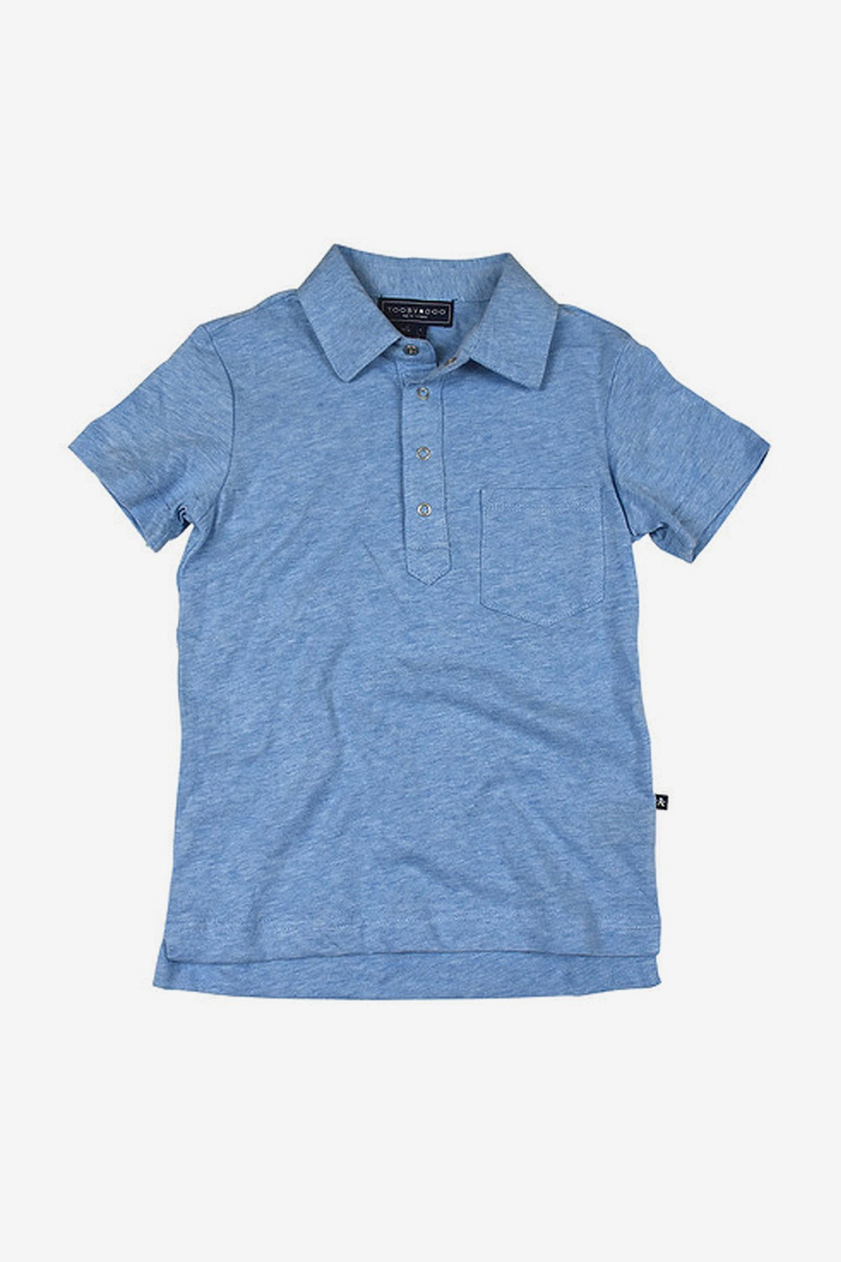 Toobydoo Studio Polo - Blue