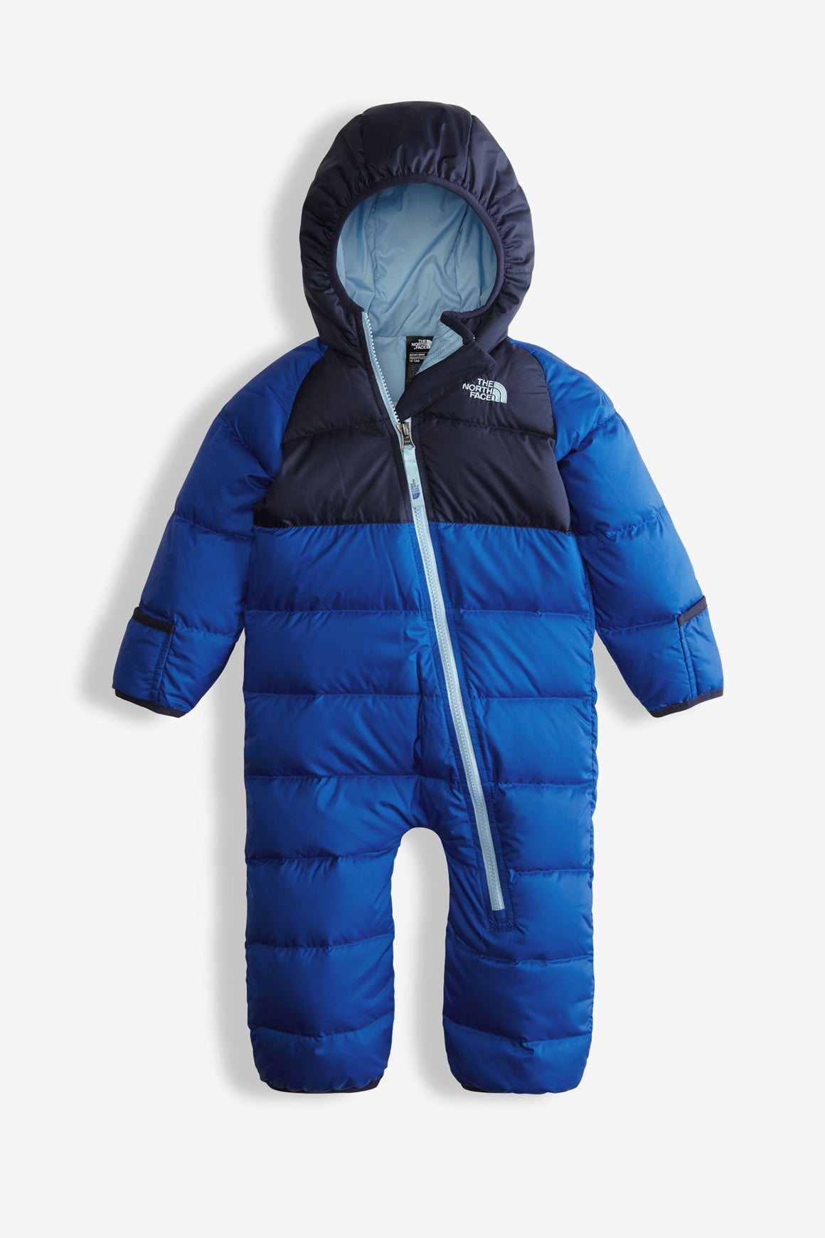 The North Face Infant Lil' Snuggler Down Suit - Bright Cobalt Blue