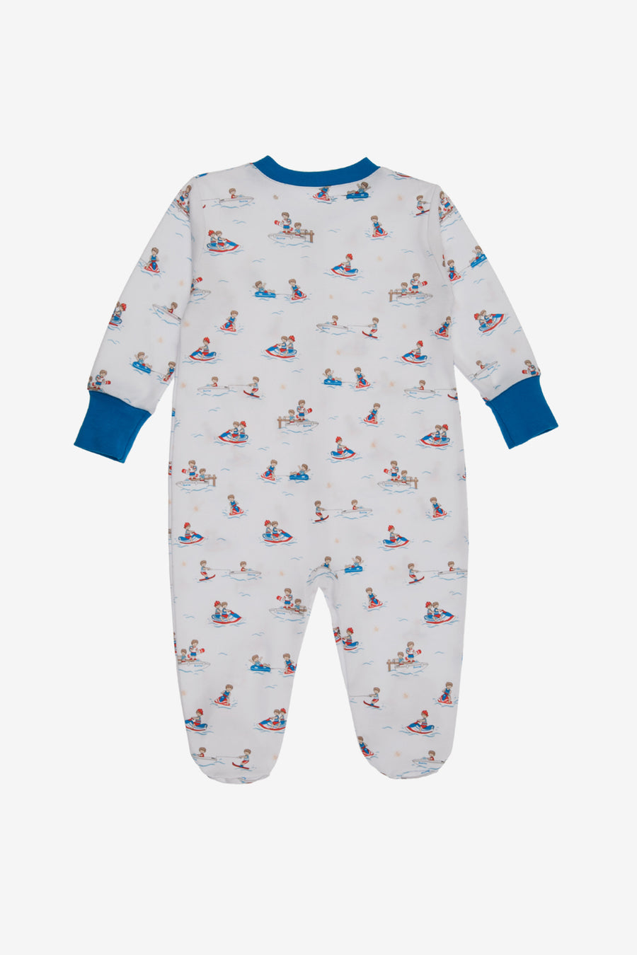 Babycottons By the Sea Footie
