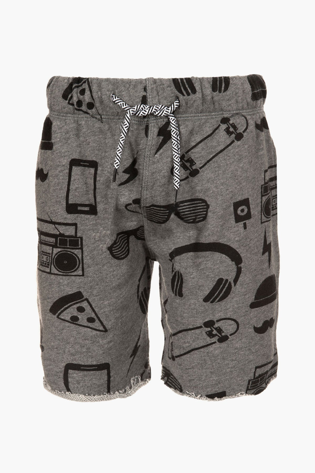 Appaman Camp Boys Shorts - Hipster Grey