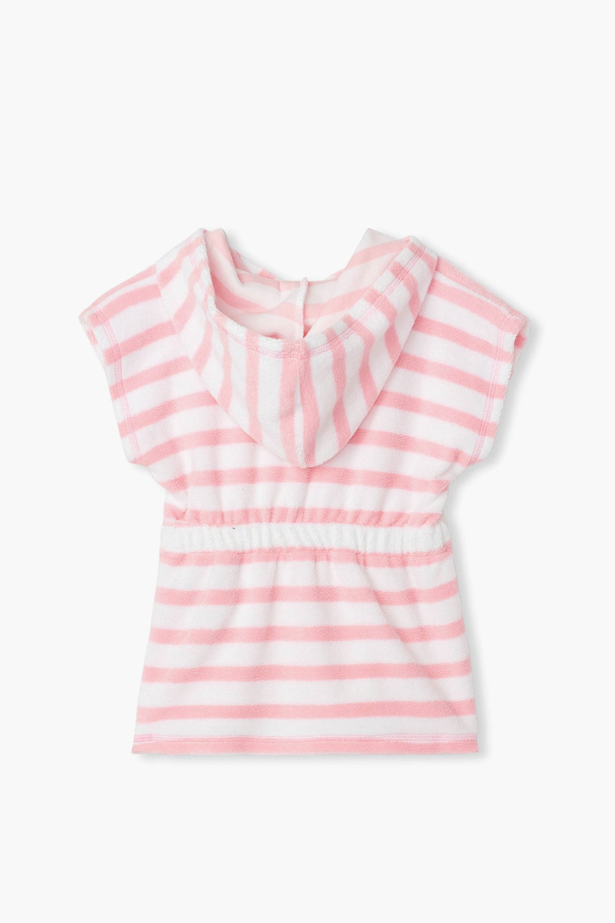 Hatley Candy Stripe Terry Baby Girls Cover-Up