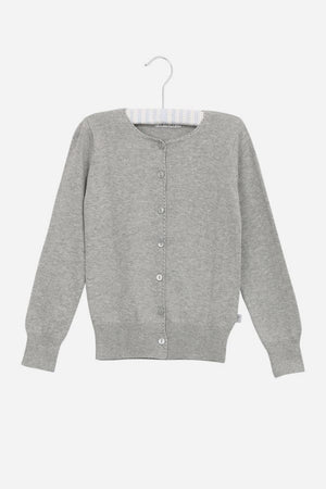 Wheat Classic Girls Cardigan