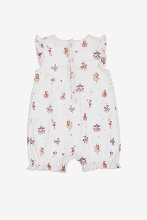 Babycottons Carousel Girls Playsuit