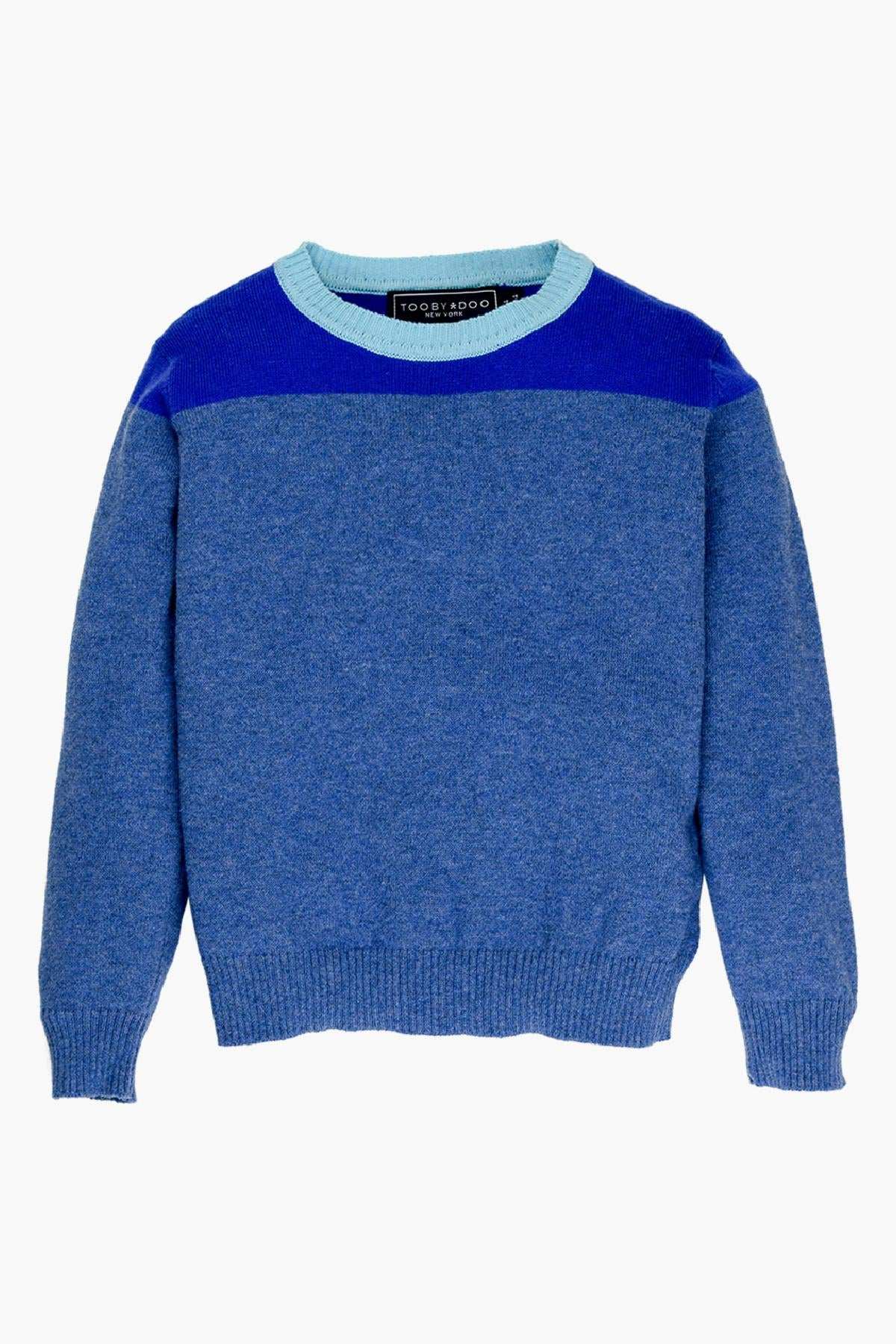 Toobydoo Cashmere Crewneck Sweater