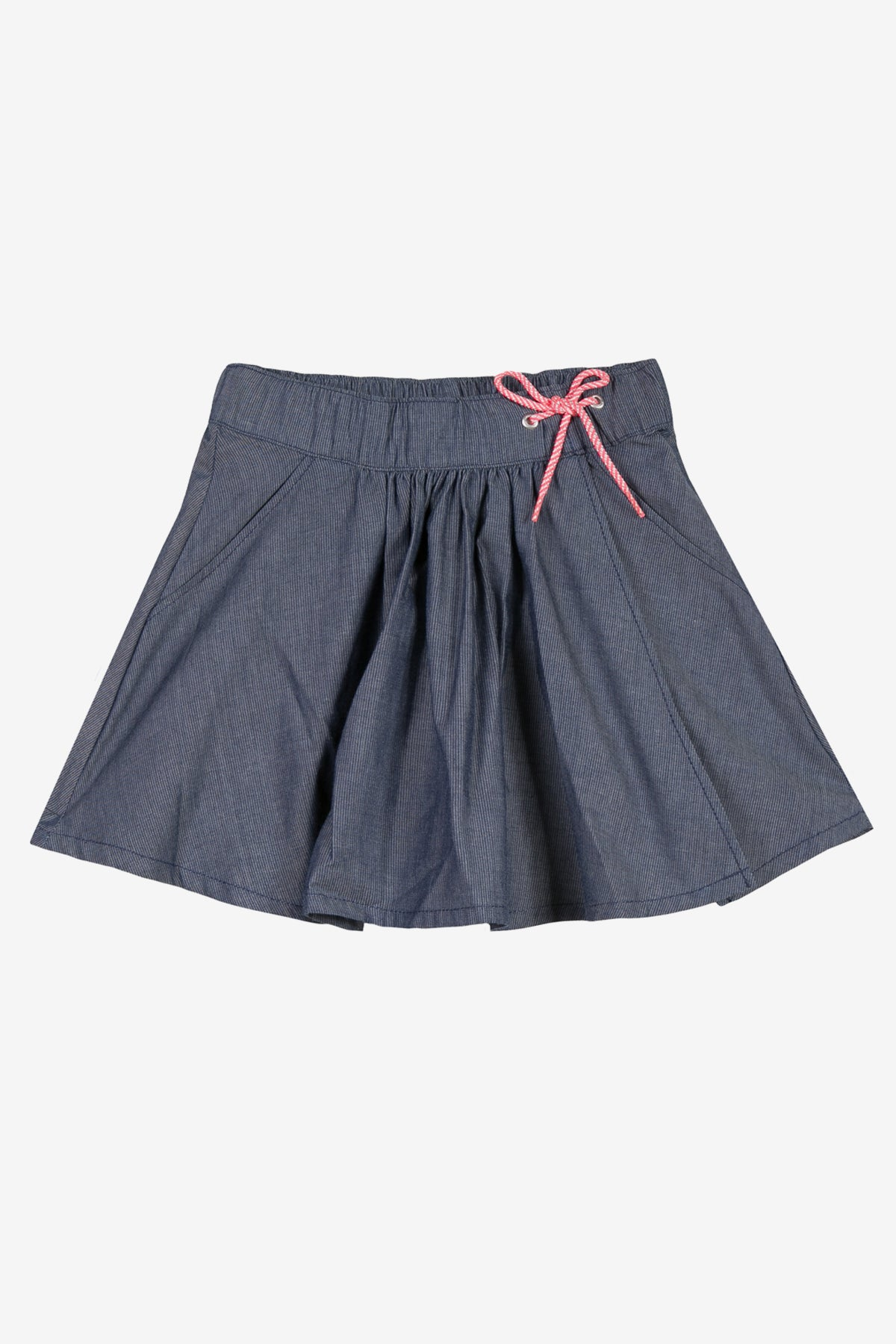 Jean Bourget Classic Chambray Girls Skirt