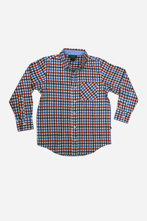 Toobydoo Flannel Boys Shirt