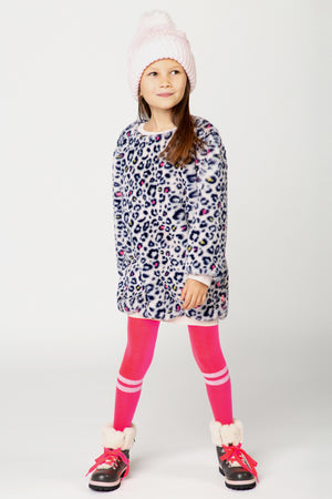 Billieblush Cheetah Girls Dress