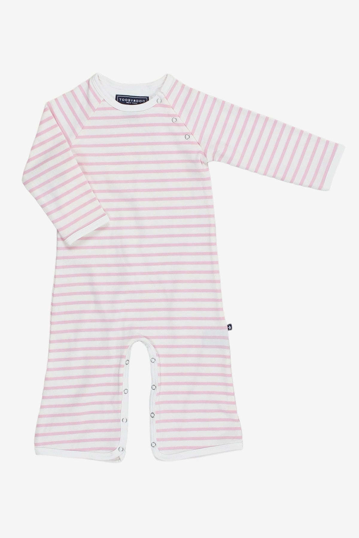 Toobydoo Chelsea Baby Girls Jumpsuit
