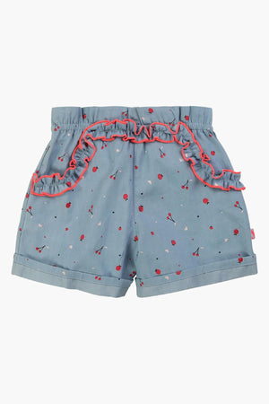Billieblush Cherry Girls Shorts