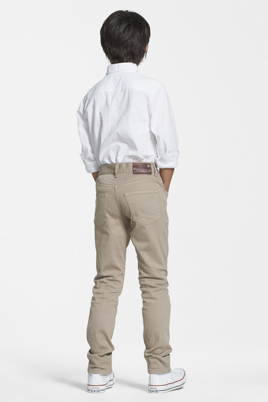 DL1961 Brady Boys Pants - Birch