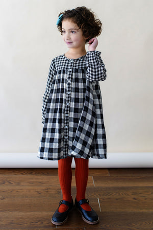 Lali Kids Cleo Dress - Black