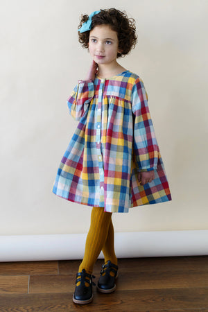 Lali Kids Cleo Dress - Rainbow