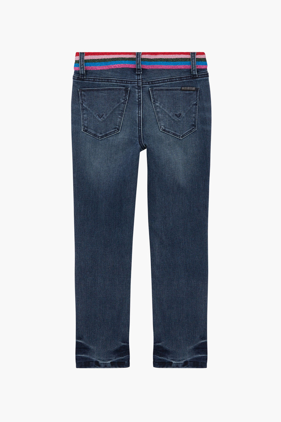 Hudson Cody Ankle Crop Girls Jeans