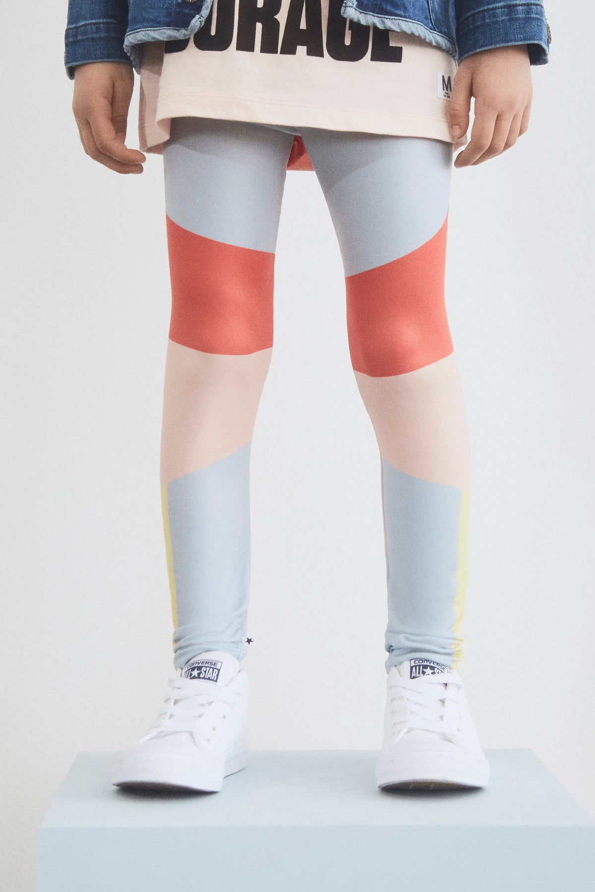 bfc9a64c72 Molo Nikia Colorblock Leggings