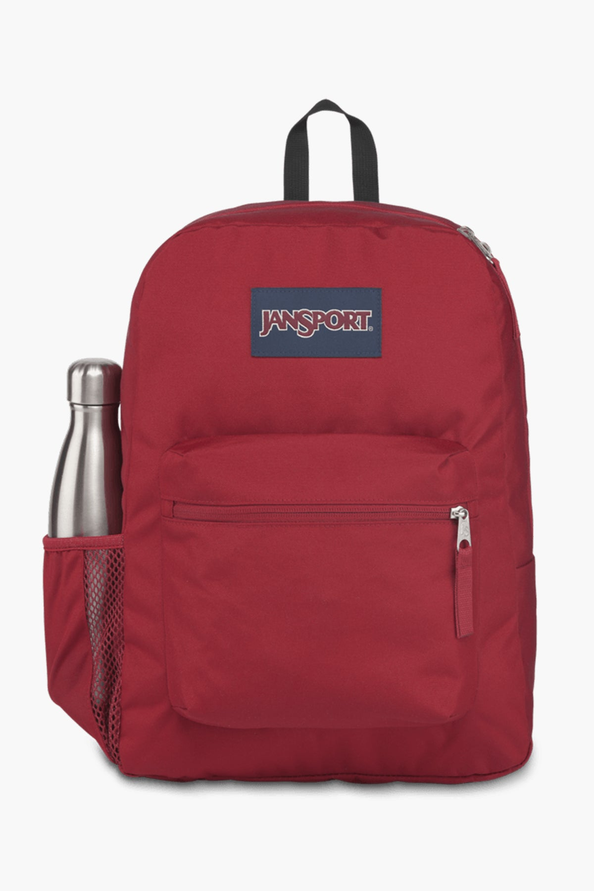JanSport Cross Town Kids Backpack - Viking Red
