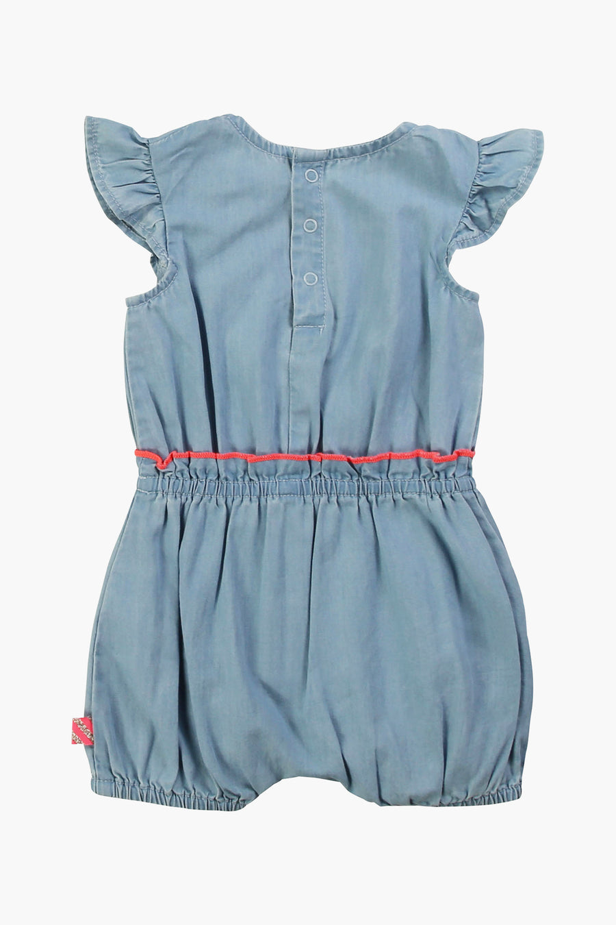 Billieblush Denim Baby Romper