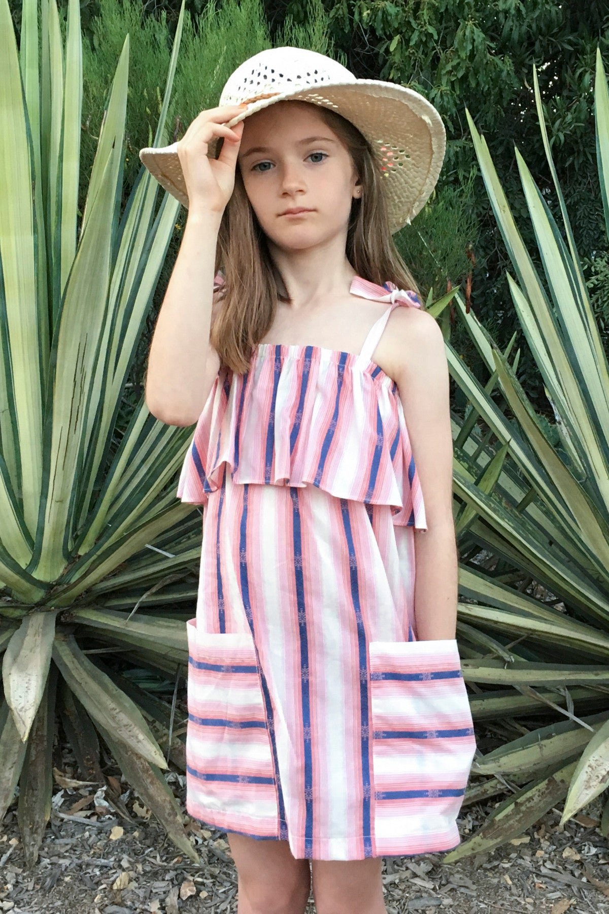Anthem of the Ants Desert Garden Sundress