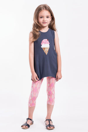 Imoga Eleni Girls Leggings - Ojai