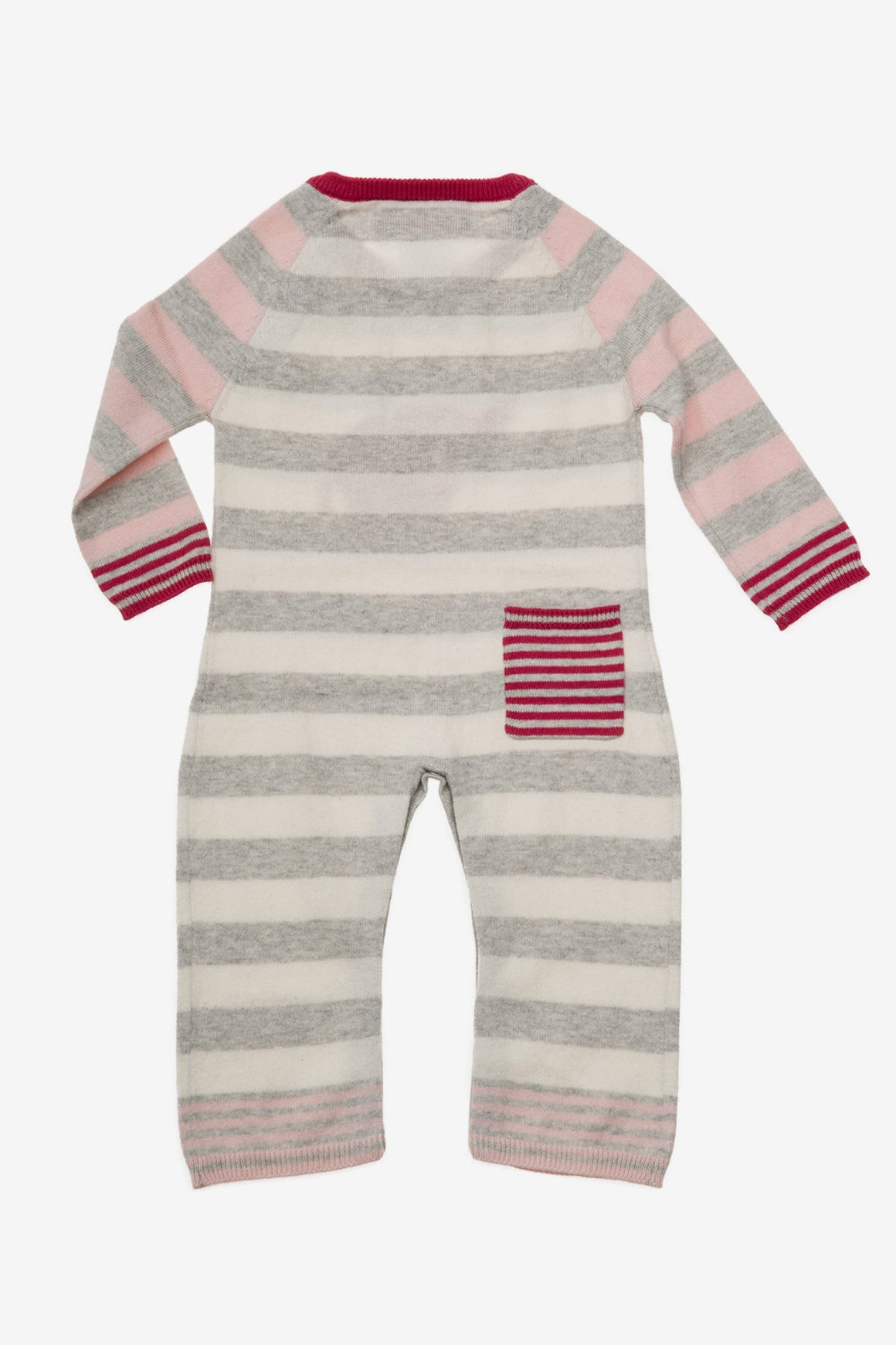 Lucky Jade Baby Elephant Coverall