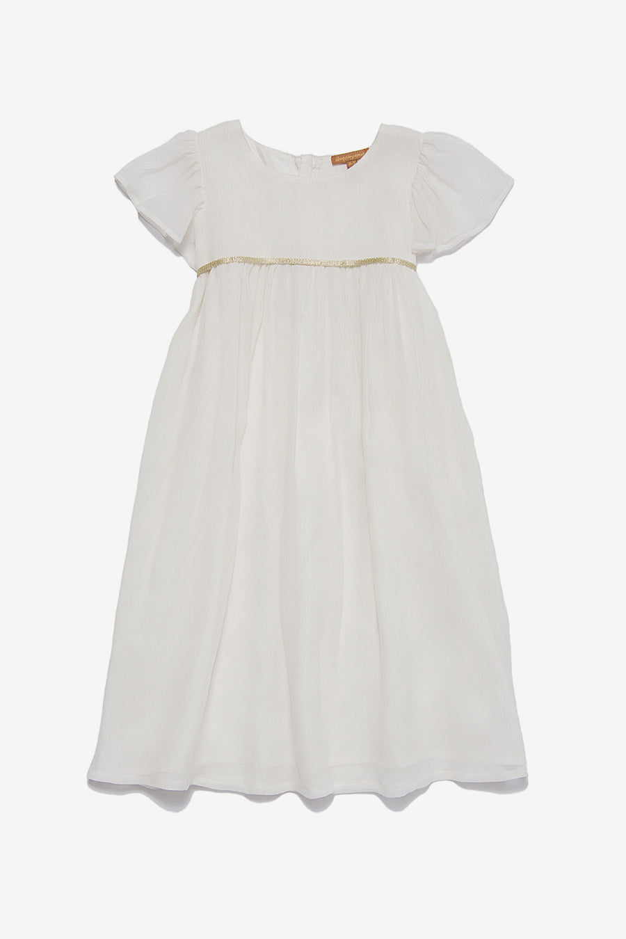 Wild & Gorgeous Emma Dress - Cream