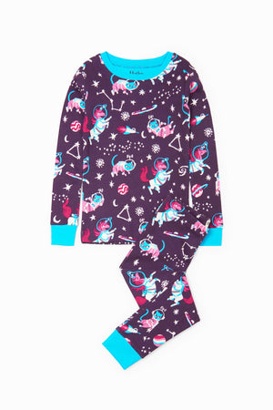 Hatley Enchanted Space Pajama Set