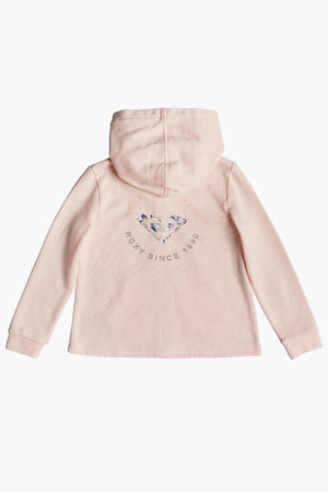 Roxy Pink Knot Hoodie