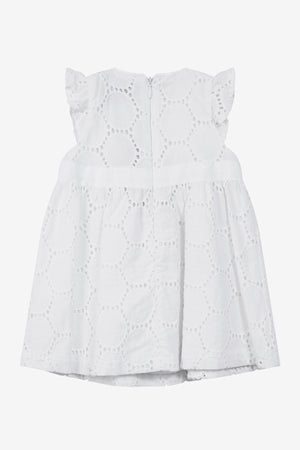 Jean Bourget Cakes and Tea Baby Girls Dress