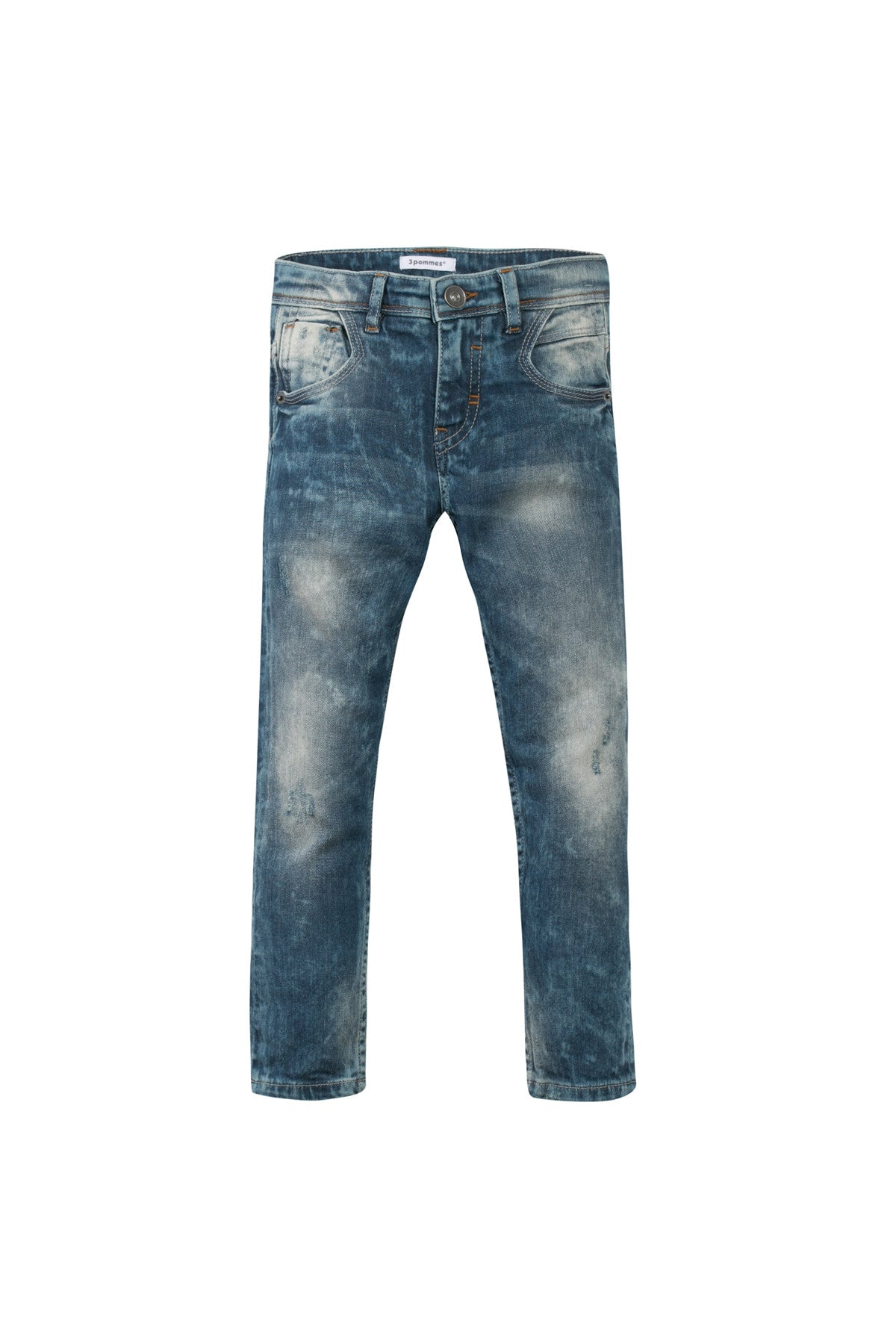 3pommes Boys Faded Jeans