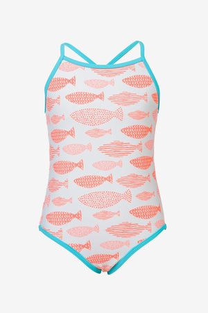 Tropical Fish Swimsuit