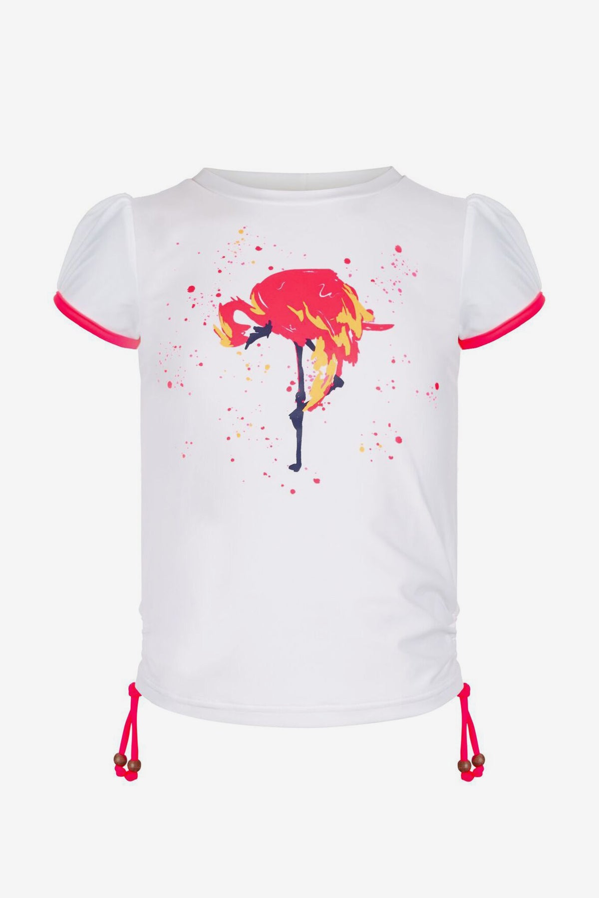 Sunuva Girls Flamingo Rashguard