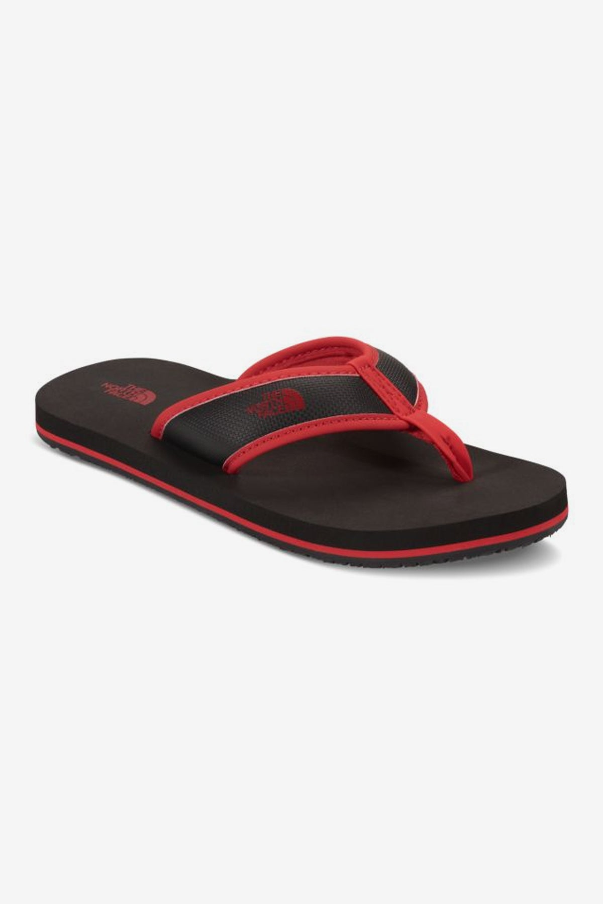 89423d5d8215 The North Face Base Camp Flip Flop - Phantom Red - Mini Ruby