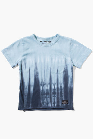 Munster Kids Flood Boys T-Shirt - Blue