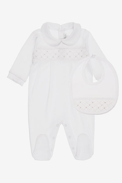 Babycottons 2-piece Footed Playsuit Set