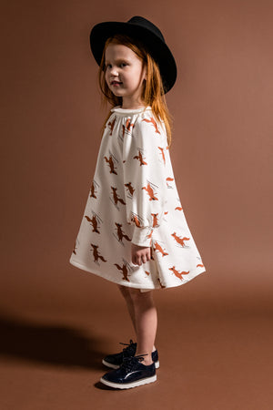 OMAMImini Fox Dress