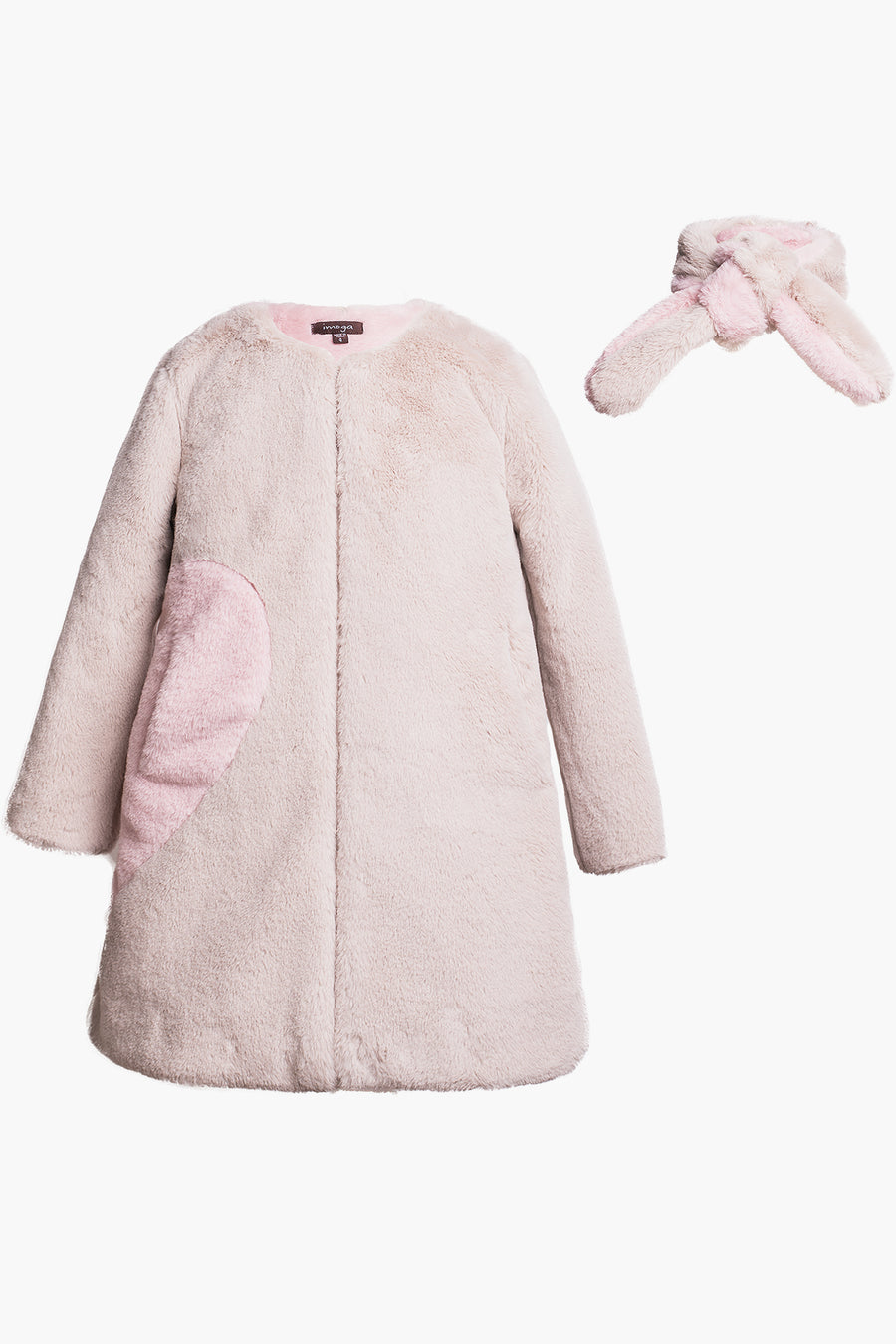 Imoga Frida Girls Coat - Dune