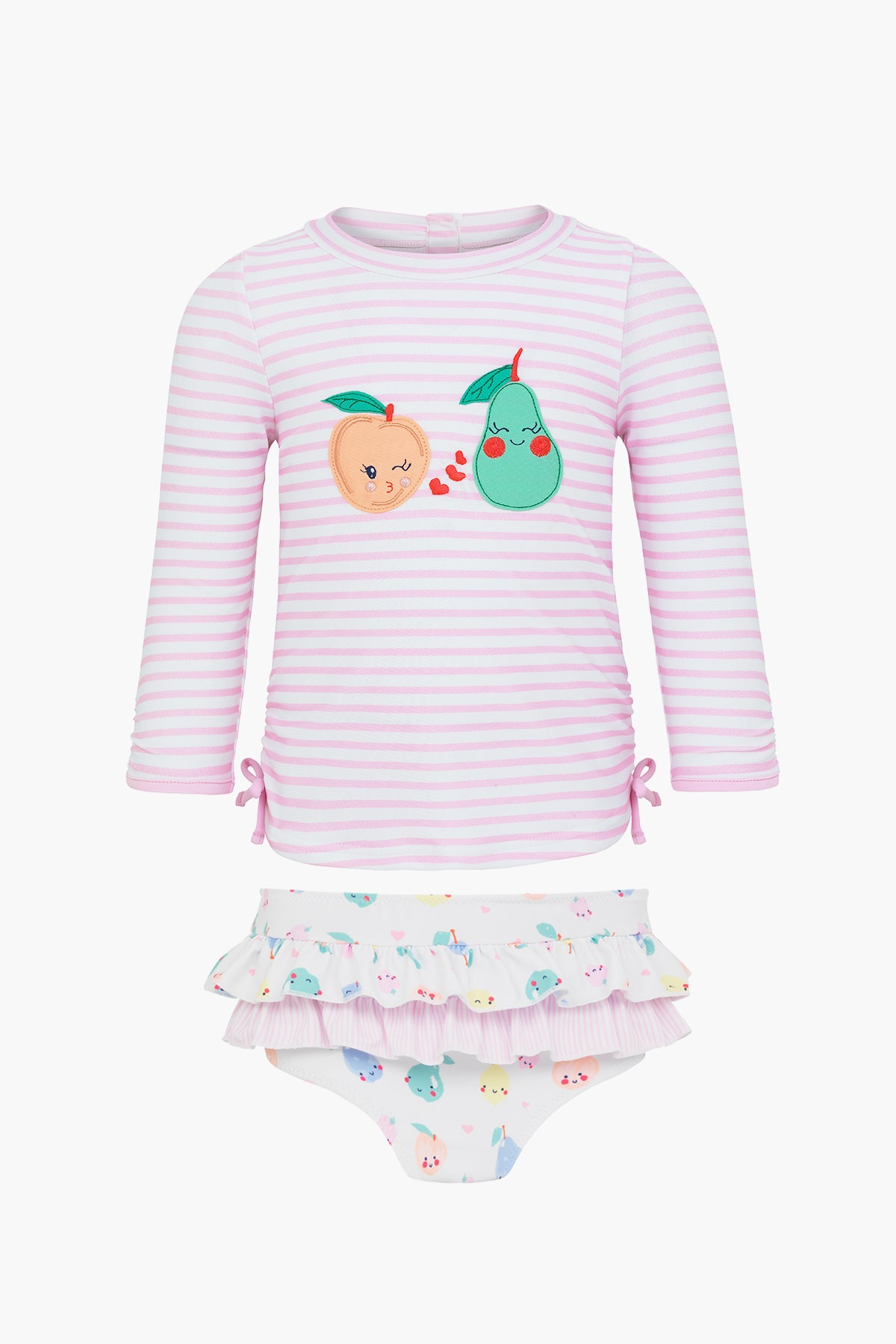 Sunuva Fruit Baby Girls Swim Set