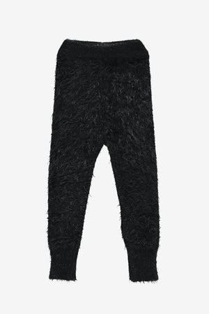 Beau Loves Knit Furry Pants