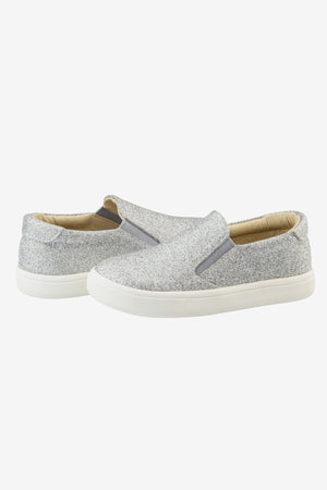 Old Soles Glam Silver Hoff Slip-on
