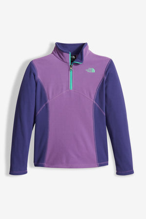 The North Face Girls Glacier 1/4 Zip