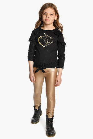 Appaman Gold Girls Legging