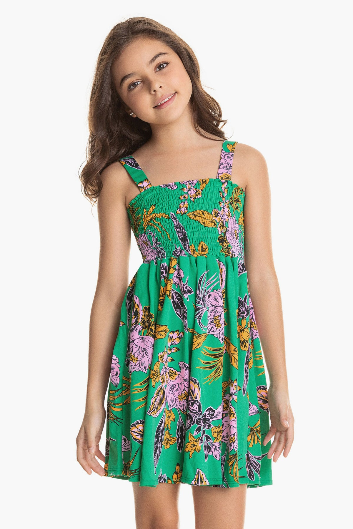 Maaji Green Donna Girls Dress