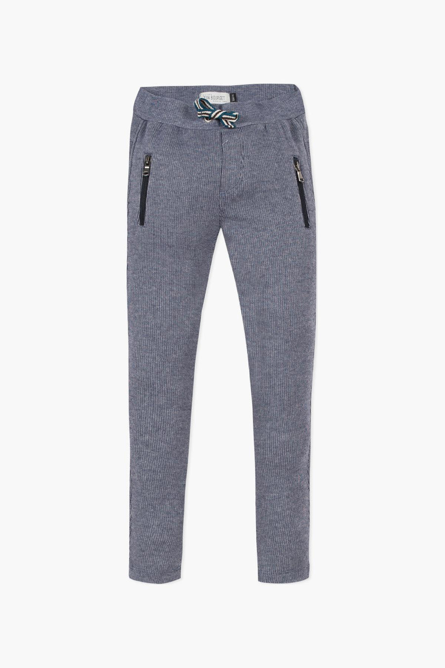 Jean Bourget Grey Jogger Pants