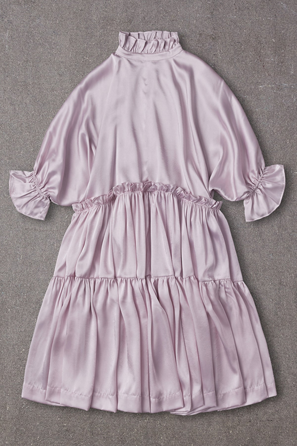 Nellystella Harper Girls Dress - Shell Pink