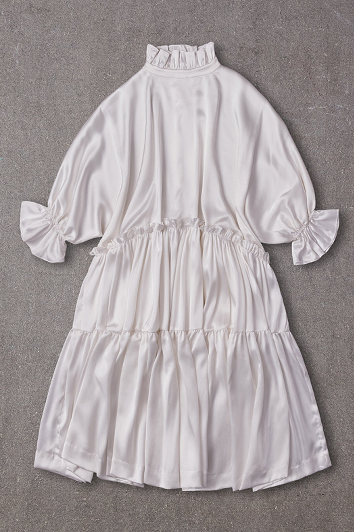 Nellystella Harper Girls Dress - White