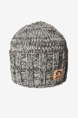 Appaman Grey Melange Winter Hat