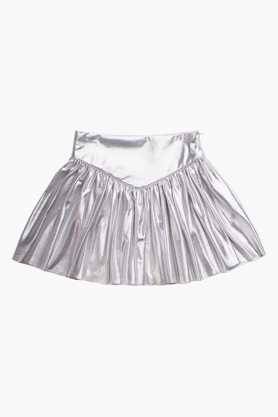Imoga Heather Pleated Girls Skirt